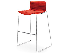Catifa 46 Low Back Sled Stool